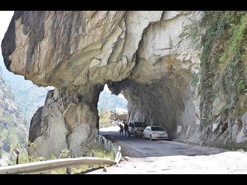 National Highway 22: Old Hindustan-Tibet Road [Dash cam]