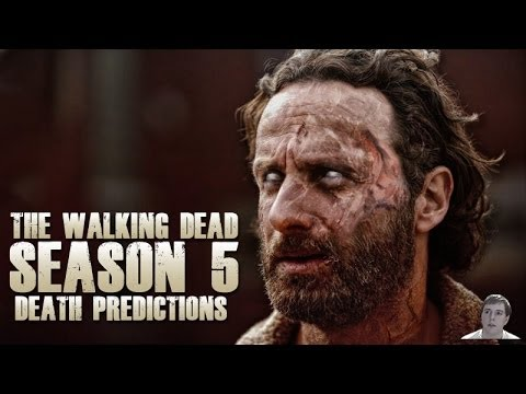 The Walking Dead Season 5 Death Predictions!