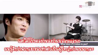 [Thaisub] A member of the three member male group JYJ - Kim Jaejoong
