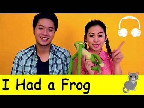 download lagu I Had A Frog  Family Sing Along - Muffin Songs gratis
