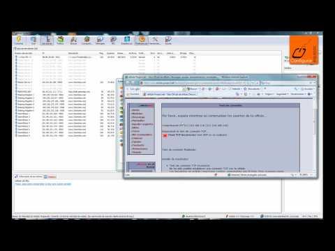 Abrir puertos de Emule en Windows 7