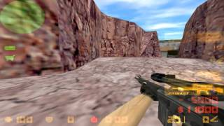 Counter Strike 1.6  AWP Crosshair Ekleme