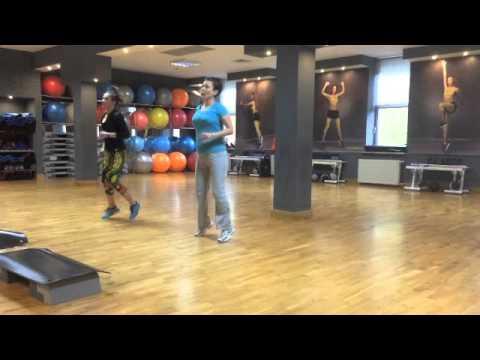 Trening Cardio W Formie Rozgrzewki Dla Kobiet W Ciąży - Ewa Chodakowska