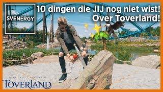 {GIVEAWAY} 10 Dingen die JIJ nog NIET WIST over TOVERLAND ✘ | Svenergy