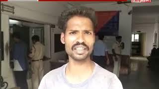 इंदौर :-- निगम के लोडिंग वाहन से हुआ हादसा