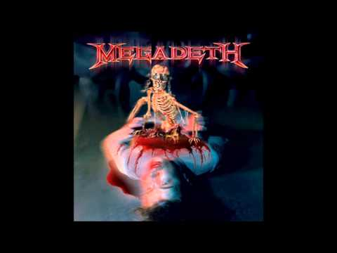 Megadeth - Recipe For Hate Warhorse