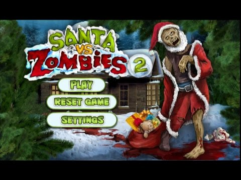 Zombie Santa Game Santa vs Zombies 2