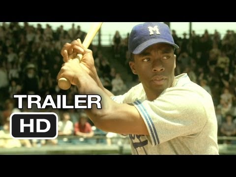 42 Official Trailer #2 (2013) - Harrison Ford Movie - Jackie Robinson Story HD