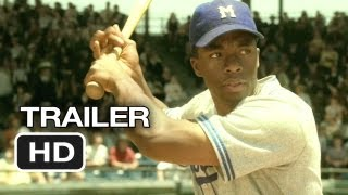 This Is Forty - 42 Official Trailer #2 (2013) - Harrison Ford Movie - Jackie Robinson Story HD