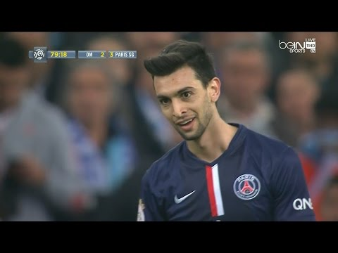 Javier Pastore vs Olympique Marseille (A) 14-15 | HD 720p (05/04/2015)