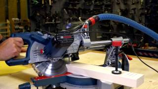 Bosch GCM800SJ Sliding Mitre Saw - from Toolstop