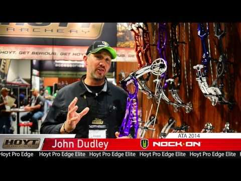 2014 Hoyt Pro Edge Elite review with John Dudley