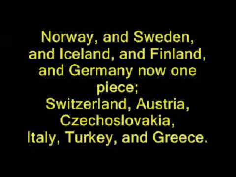ANIMANIACS - YAKKO'S WORLD LYRICS - SongLyrics.com