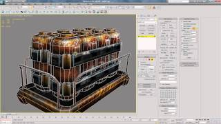 How to make LODs in 3ds max. Part 1 of 2