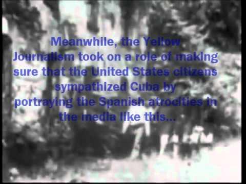 U.S imperialism on Cuba