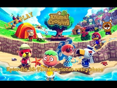 Diario Animal Crossing New Leaf - Episodio 48: Falsificaciones everywhere