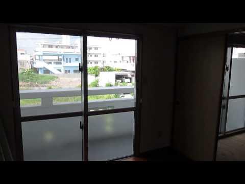 沖縄市泡瀬 2LDK 4.5万円 アパート