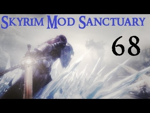 Skyrim Mod Sanctuary 68 : Throwing Weapons, Gladiator Armor Spartacus, and Power Thrust