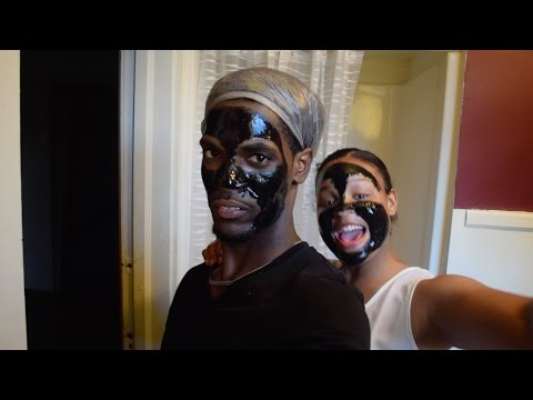 DIY Activated Charcoal Face Mask Test & Review