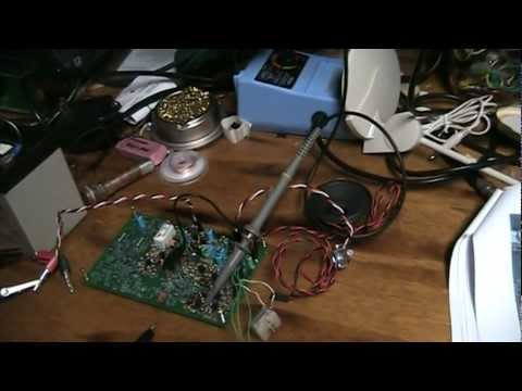 Bitx20A Step 8 - The VFO and the VFO Mixer