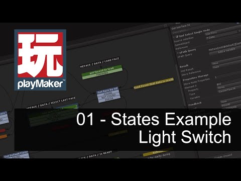 01 - States Example 1 - Light Switch