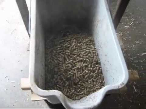Presse a pellets