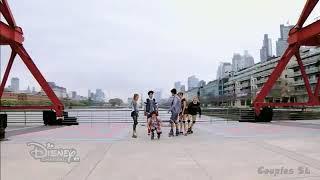 Soy luna 2- el vídeo sale mal guardias a Matteo que llega tarde