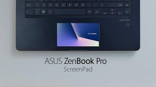 ScreenPad - Extension d'écran | ZenBook Pro 14 & 15