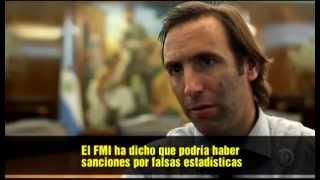 Ni Hernán Lorenzino registra cuál es la inflación del Indec
