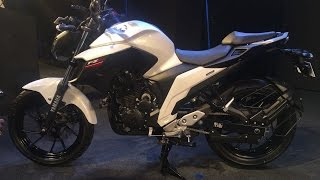 Walkaround Video - Yamaha FZ25 (250cc) Launched at Rs.1.19 Lakh in India