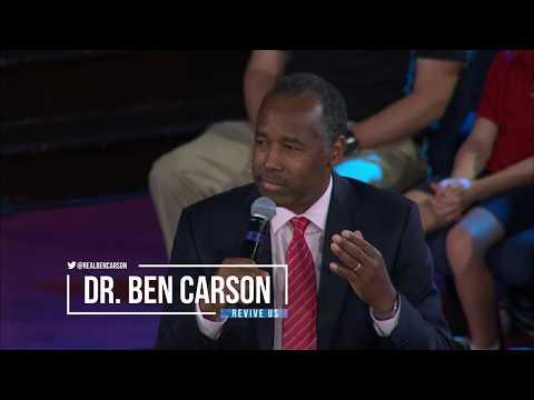 Dr. Ben Carson Clip