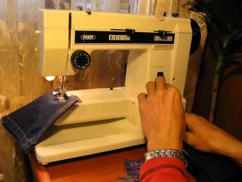 sewing machine pfaff hobbymatic 801. Black Bedroom Furniture Sets. Home Design Ideas