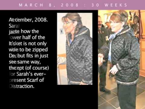 (1 of 2) The Perfidy of Sarah Palin;  proof Sarah faked her pregnancy