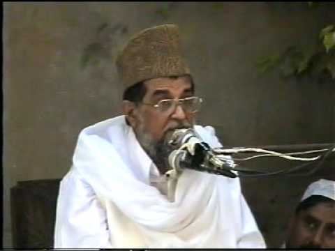 Hilal Rozi (Al-Hazrat Tahir Badshah Jee) Peer of Chura Shareef