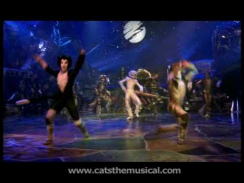 The jellicle ball cats soundtrack lyrics the jellicle ball dance hd from cats the musical the film stopboris Choice Image