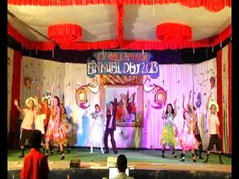 Annual Day 2014 - Performance (ya Ya Maya Ya) By Primary Kids video