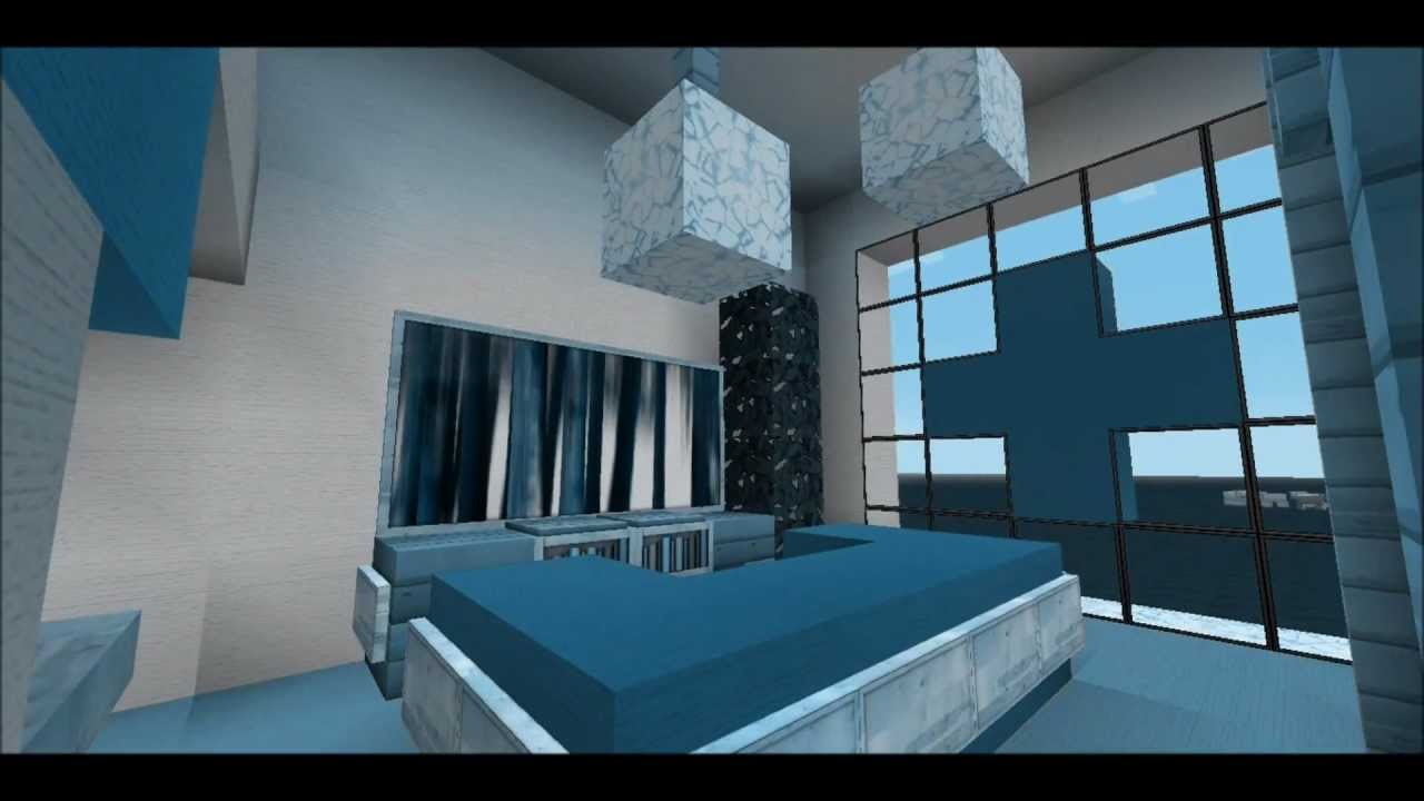 Minecraft 2 Modern Bedroom