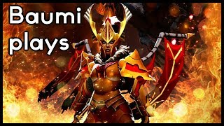 Dota 2 | 600+ DUEL DAMAGE!! | Baumi plays Legion Commander