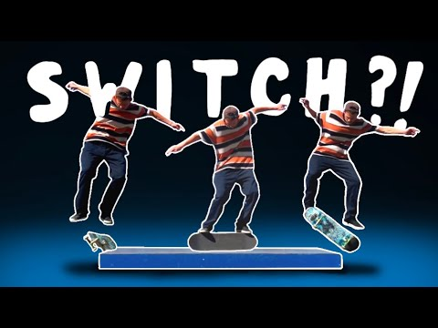 Switch Kickflip To Primoslide!