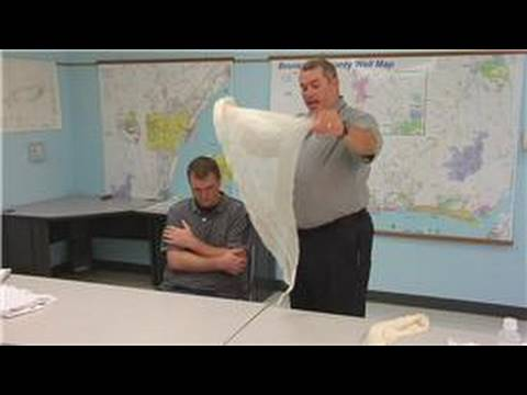 First Aid Bandaging Techniques http://wn.com/First_Aid__Bandaging_technique__Arm_sling