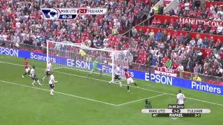 Man Utd 2012/13 All the goals Part 1