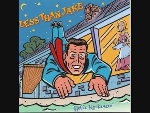 Less than Jake - Nervous in the Alley