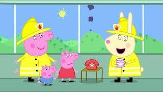 Peppa Big S03E13 De brandweerwagen