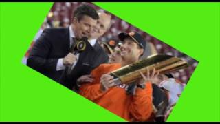 Dabo Swinney calls Colin Cowherd a