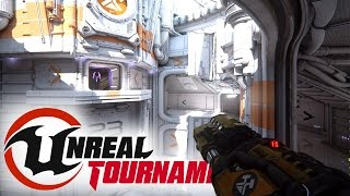 [Unreal Tournament] Amazing New Graphics, Pre-Alpha Deathmatch