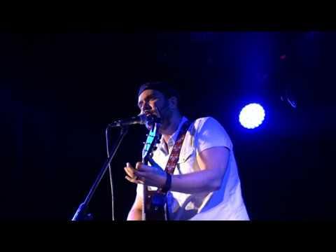 Josh Phiffer opening for Jon Foreman THE MESSENGER - London 229 The Venue - 06.01.17