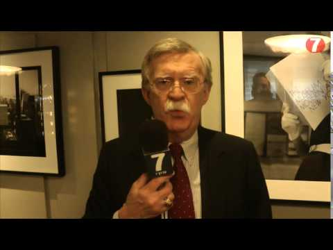 Interview: John Bolton, Former USA Amb. to the UN