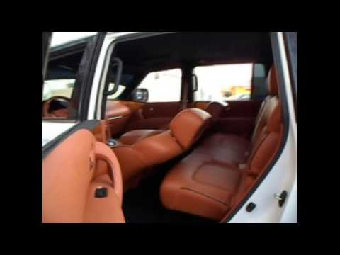 Nissan Patrol 2012 Golden Customization