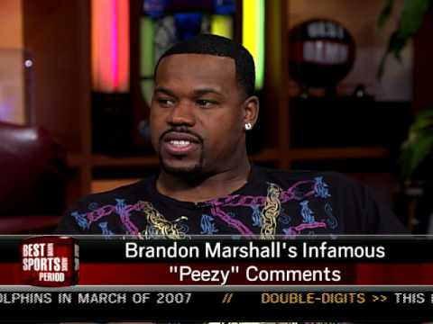 Joey Porter calls out Brandon Marshall Video