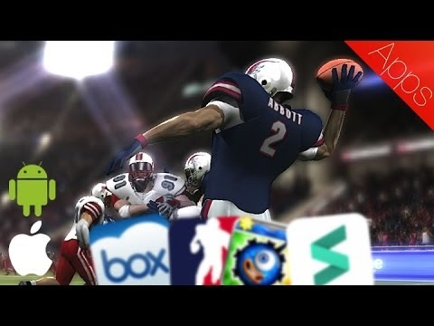 AppsManía: Box, Backbreaker Football, Shopit, Cling Thing #iOS #Android